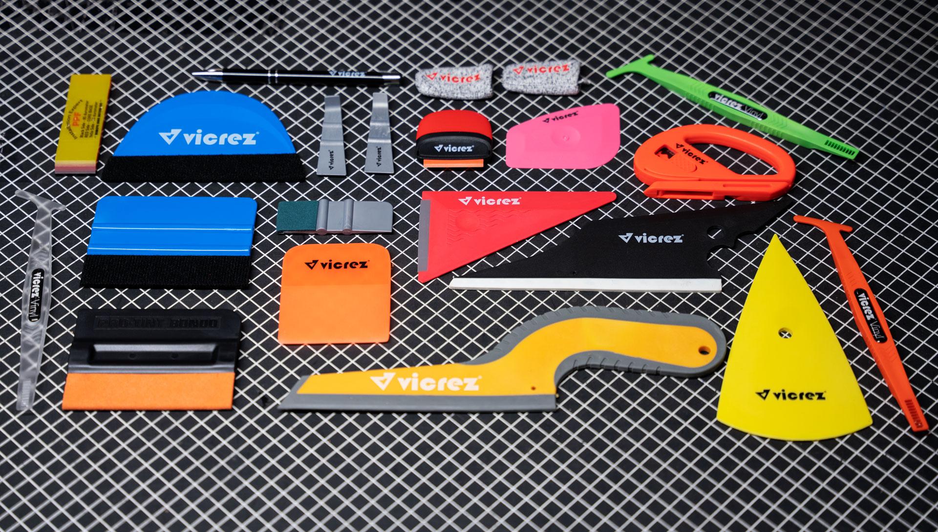 The Essential Vinyl Tool Kit