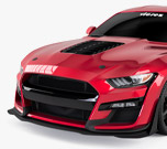 Vicrez GT500 Style Front Bumper Cover vz101815 | Ford Mustang 2018-2020