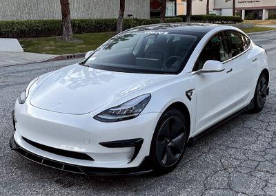 Tesla Model 3 Mods