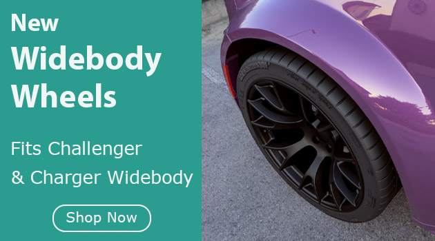 New Vicrez Widebody Wheels Challenger and Charger