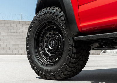 Truck and Off-Road Wheels