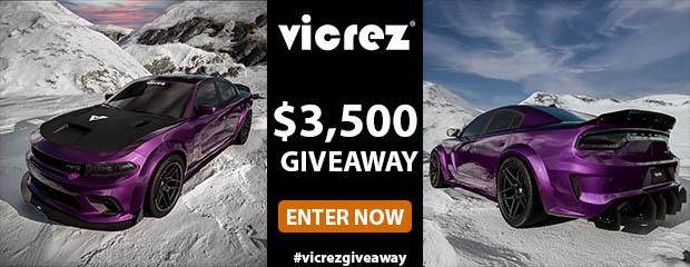 Vicrez Giveaway